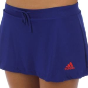 ADIDAS- Adipure Bright Blue Tennis Golf Skirt